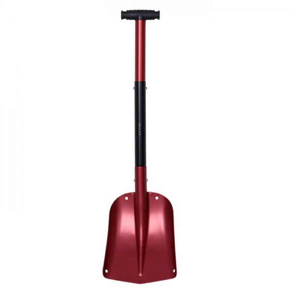 Kylin Red Aluminum Sport Utility Scalable Shovel2